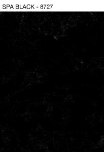 spa black - 8727